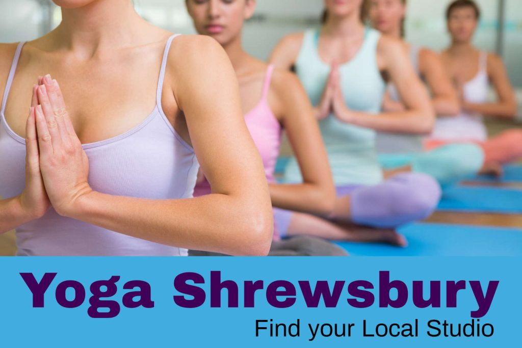 shropshire therapies - yoga classes in shrewsbury