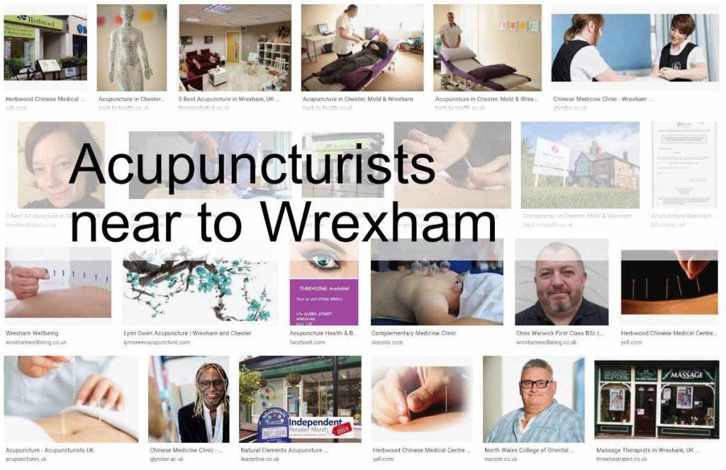 Wrexham Acupuncturists
